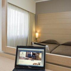 Parnon Hotel 3* Стандартный номер с различными типами кроватей фото 16