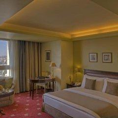 Отель Le Royal Hotels & Resorts - Amman 5* Номер Делюкс с различными типами кроватей фото 3