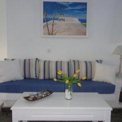 Отель Langas Villas Греция, Остров Санторини - отзывы, цены и фото номеров - забронировать отель Langas Villas онлайн комната для гостей фото 5