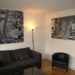 Отель Lappe Terrasse Apartment Франция, Париж - отзывы, цены и фото номеров - забронировать отель Lappe Terrasse Apartment онлайн комната для гостей фото 5