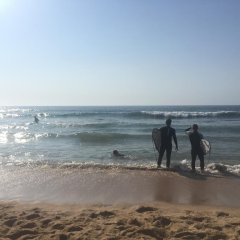 Отель Ericeira Boutique Lodge пляж фото 2