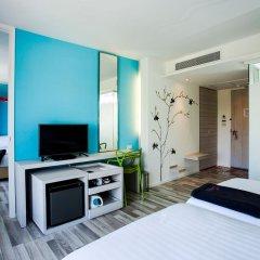 Отель The Lapa Hua Hin 4* Стандартный номер с 2 отдельными кроватями фото 5