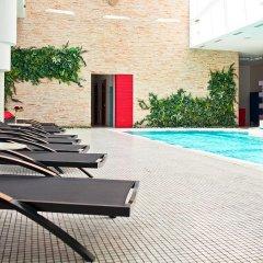 Гостиница SunRay бассейн фото 2