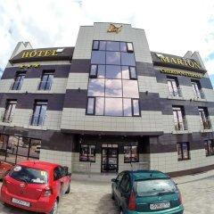 Гостиница Мартон Череповецкая парковка