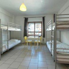 Brussel Hello Hostel Кровать в общем номере с двухъярусной кроватью фото 5