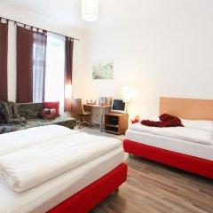Апартаменты Queens Apartments Стандартный номер с различными типами кроватей фото 12