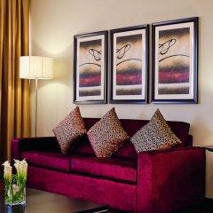 Movenpick Hotel Apartments Al Mamzar Dubai 5* Улучшенный номер с различными типами кроватей фото 2