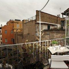 Отель Montemarte Италия, Рим - отзывы, цены и фото номеров - забронировать отель Montemarte онлайн балкон
