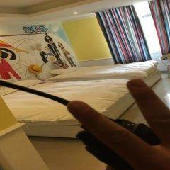 Отель Xiamen Blue Shell Homestay Китай, Сямынь - отзывы, цены и фото номеров - забронировать отель Xiamen Blue Shell Homestay онлайн комната для гостей фото 2