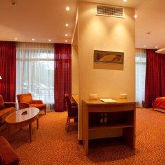 Amber Spa Boutique Hotel 4* Люкс студио разные типы кроватей фото 5