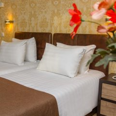 Отель King David 3* Стандартный номер с 2 отдельными кроватями фото 14