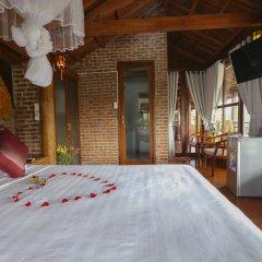 Отель Seaside An Bang Homestay 2* Номер Делюкс с различными типами кроватей фото 3