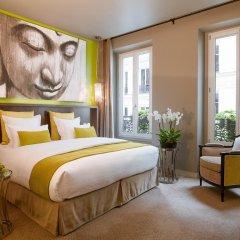 Отель B Montmartre 4* Стандартный номер с различными типами кроватей фото 4