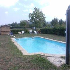 Отель Posada de Trapa бассейн