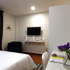 Отель Ratchadamnoen Residence 3* Стандартный номер с двуспальной кроватью фото 20