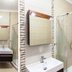 Отель Apartment4you Wilcza Студия с различными типами кроватей фото 14