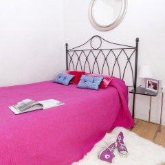 Отель Hostal Salamanca Стандартный семейный номер с двуспальной кроватью фото 6