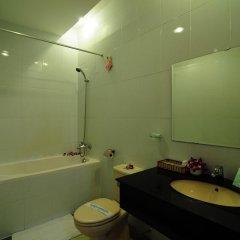 Phuoc Loc Tho 2 Hotel 2* Стандартный номер с различными типами кроватей фото 2