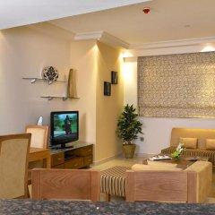 Отель Pearl Park Inn Номер Делюкс с разными типами кроватей фото 6