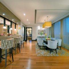 Отель Kempinski Mall Of The Emirates 5* Люкс с различными типами кроватей фото 6