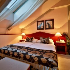 Hotel Carlton 4* Полулюкс с различными типами кроватей фото 3