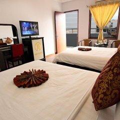 Hanoi Golden Hotel 3* Улучшенный номер с 2 отдельными кроватями фото 6