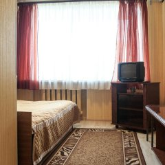 Гостиница Единство комната для гостей фото 5