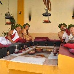 Hotel Rural Termas Aqua Libera Ла-Гарровилья развлечения