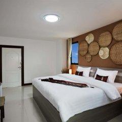 Отель Wattana Place 3* Номер Делюкс с различными типами кроватей фото 8