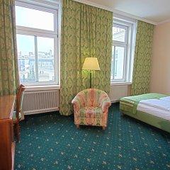 Отель Mercure Secession Wien 4* Стандартный номер с различными типами кроватей фото 6
