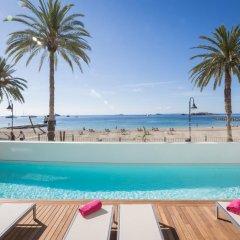 Отель One Ibiza Suites бассейн