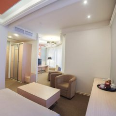 Гостиница Берега 3* Люкс с различными типами кроватей фото 26