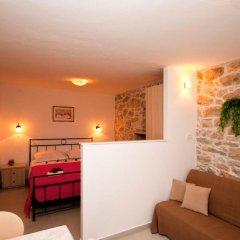 Отель Villa Spaladium 4* Студия Делюкс с двуспальной кроватью фото 12