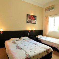 Cuong Long Hotel 2* Стандартный номер с различными типами кроватей