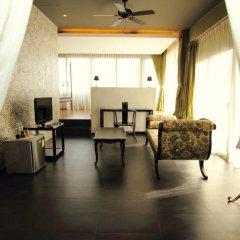 Sky Lantern Hotel 3* Студия с двуспальной кроватью фото 7