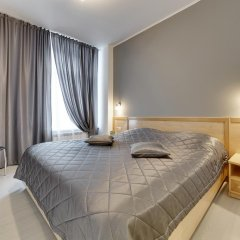 Гостиница Минима Водный 3* Люкс с различными типами кроватей фото 5