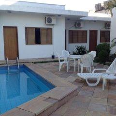 Samambaia Executive Hotel бассейн фото 3