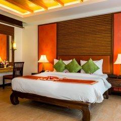 Отель Nipa Resort 4* Номер Делюкс с двуспальной кроватью