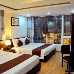 Begonia Nha Trang Hotel комната для гостей
