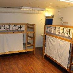 Отель City Lodge Stockholm Стандартный номер с 2 отдельными кроватями (общая ванная комната)