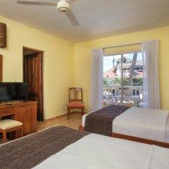 Отель whala!bávaro 4* Стандартный номер с различными типами кроватей фото 4
