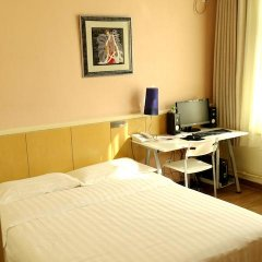 Beijing Sicily Hotel 2* Номер Бизнес с различными типами кроватей фото 5