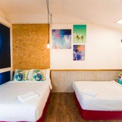 Отель Glur Bangkok Люкс повышенной комфортности разные типы кроватей фото 23