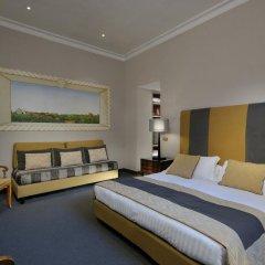 Hotel Alpi 4* Стандартный номер с различными типами кроватей фото 5