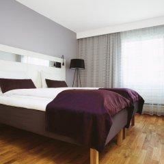 Отель Scandic Sjølyst 3* Стандартный номер с различными типами кроватей
