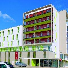 Отель Appart'City Confort Tours Студия разные типы кроватей