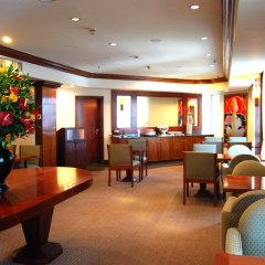 Sheraton Sao Paulo WTC Hotel интерьер отеля