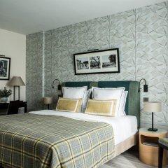 Hotel Aiglon 4* Стандартный номер с различными типами кроватей фото 4