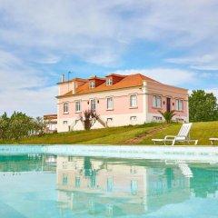 Отель Quinta Do Juncal бассейн