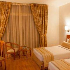 Landmark Plaza Hotel 3* Стандартный номер с различными типами кроватей фото 6